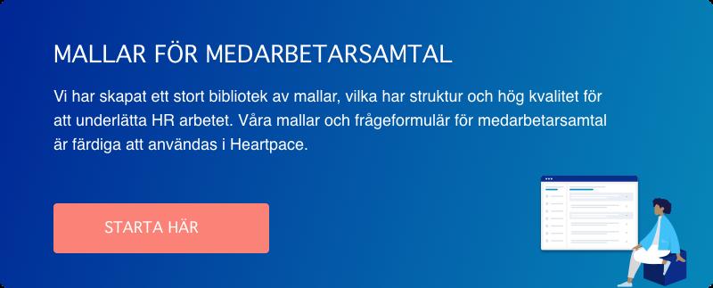 MALLAR FÖR MEDARBETARSAMTAL